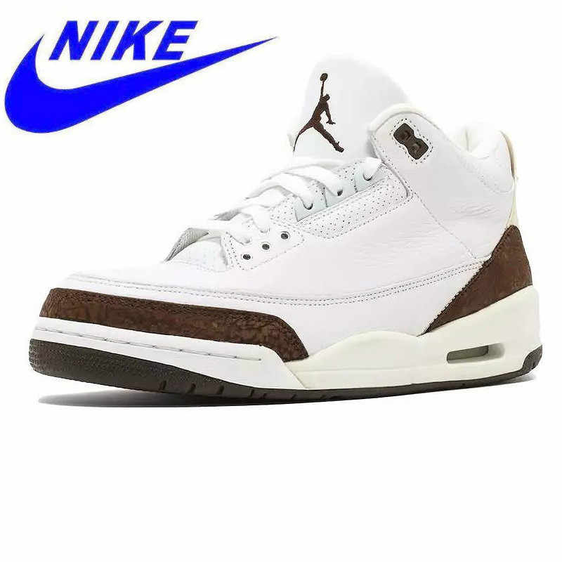82f33b09981 Original New Arrival Nike Air Jordan AJ3 Men's Basketball Shoes Sports  Sneakers