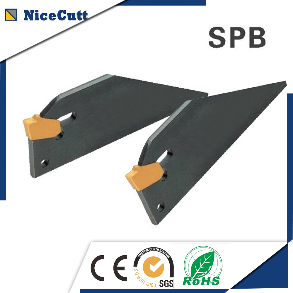 Free Shipping NiceCutt Grooving cutter SPB series SPB426 Solt cutter SPB326 for Grooving insert SP400