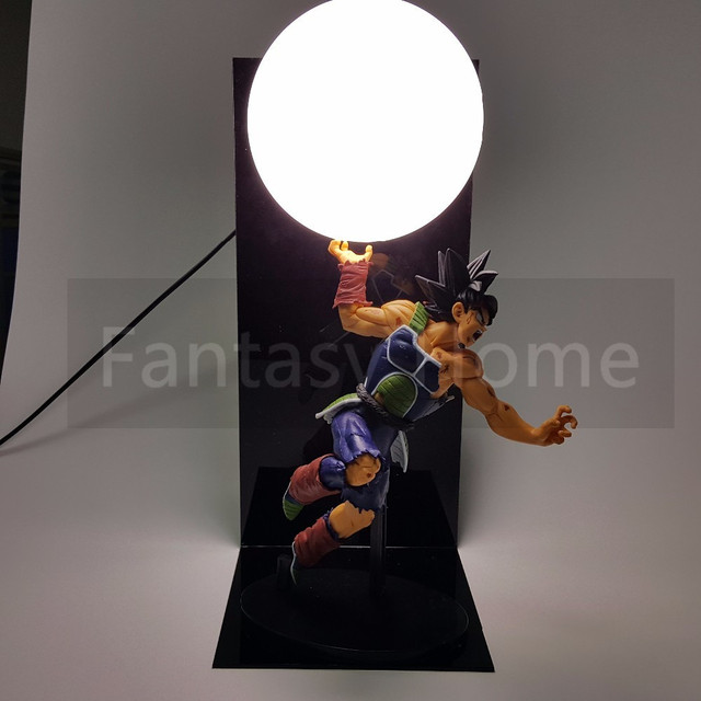 Original Dragon Ball Z Lamp Bardock