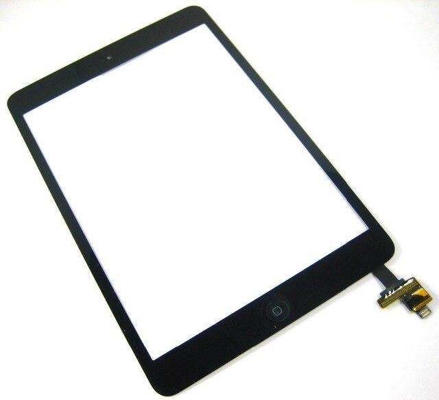 Замена Сенсорного Экрана Digitizer с IC Flex Кабель для ipad mini/mini 2 Черный