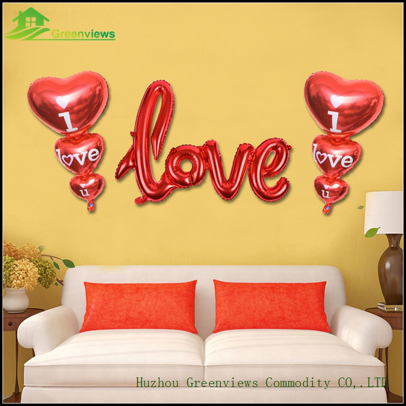 Magnificent Heart Wall Decoration Pattern - Wall Art Design ...
