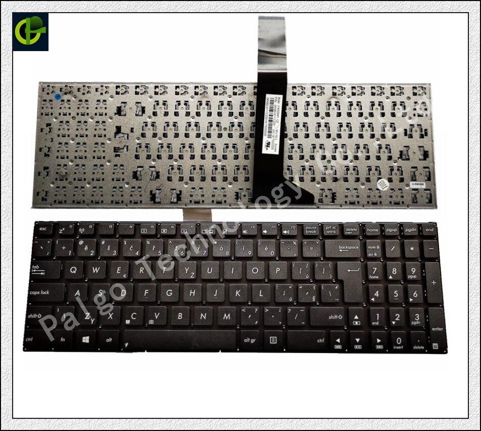 Чешская клавиатура для Asus X552 X552C X552MJ X552E X552EA X552EP X552L X552LA X552LD X552M X552MD X552V CZ Подходит для ноутбука SK