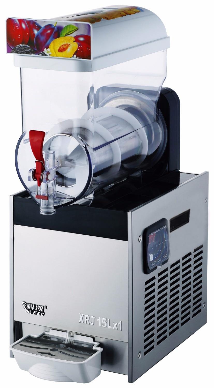 Single Head Slush Machine Juice Slush Dispenser 15L*1