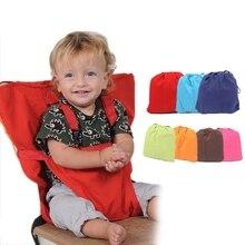 Портативный столик для кормления малыша ремень безопасности с плечевым ремнем Малыш Детская безопасность крышка дети автомобиль обратно фиксированной
