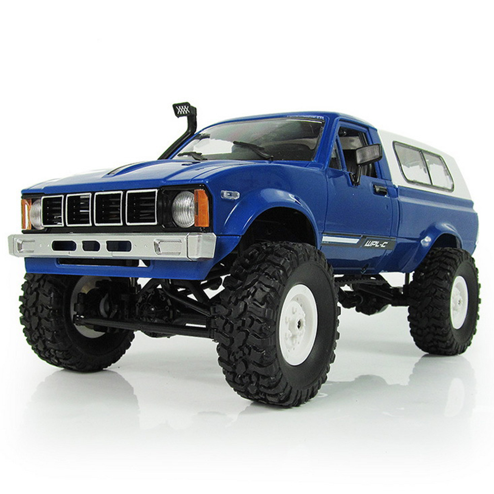 Rechargeable RC Car Off Road Mobile Machine Buggy Kids Toy Gift Four Wheel Drive Vehicle 2.4GHz 1:16 Model Remote ControlRechargeable RC Car Off Road Mobile Machine Buggy Kids Toy Gift Four Wheel Drive Vehicle 2.4GHz 1:16 Model Remote Control