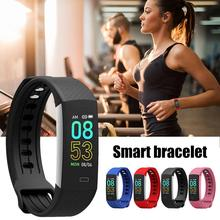 Get more info on the B6A Smart Watch Bracelet Fitness Tracker Blood Pressure Bluetooth Watch Color Screen Intelligent Sleep Monitoring Call Reminder
