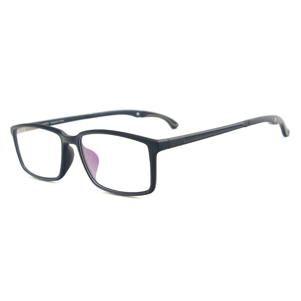 Erkekler ve Kadınlar Hafif TR90 Gözlükler Dikdörtgen Spor - Elbise aksesuarları - Fotoğraf 5