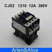 CJX2 1210 AC contactor LC1 12A 380V 50HZ