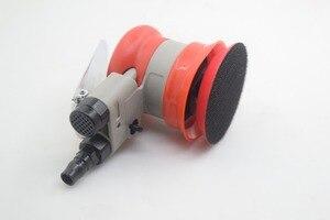 Image 2 - Wilin ミニ空気圧エアランダム軌道サンダース研磨 MircoTool ポリッシャー 3 インチ 4 インチパッド軌道 3 ミリメートル