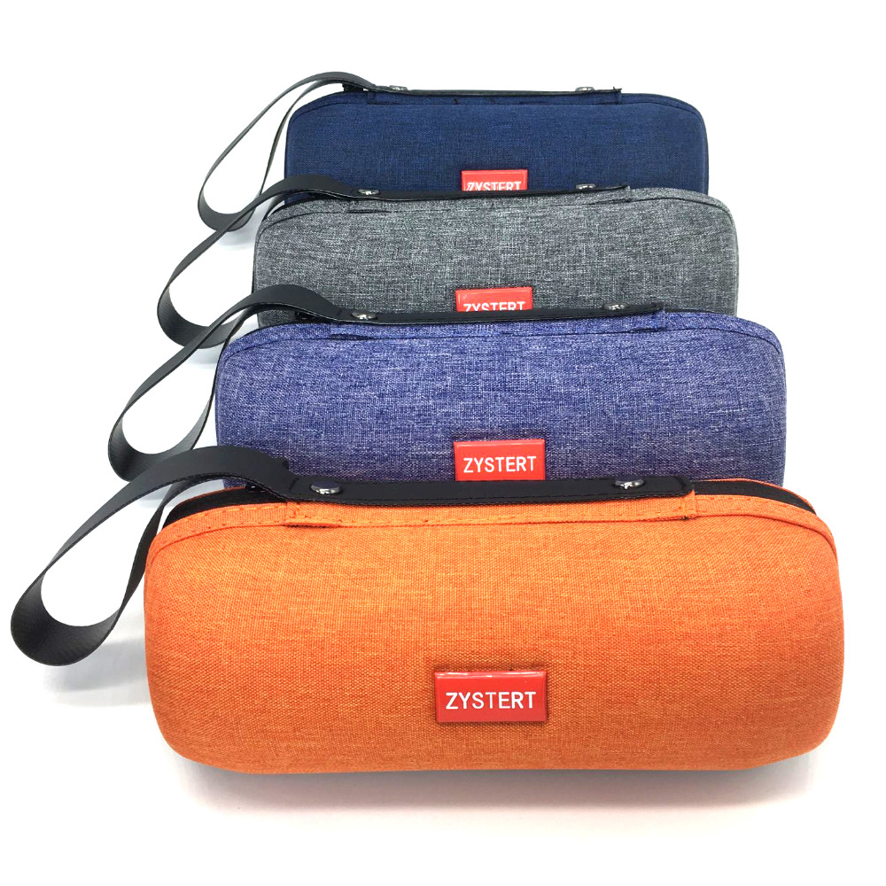 Sidste nye For JBL Flip 3 Case Hard Pouch Portable Travel Carrying Storage KW-65