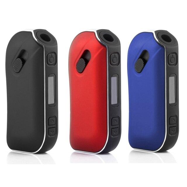 Сухая трава SMY Pluscig P2 светодиодный дисплей Smart Temp control 1300 мАч батарея электронная сигарета вейп коробка Mob испаритель подходит для палочек