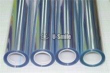 PPF 3 Lagen Glossy Transparante Auto Verf Bescherming Film Voor Voertuig Grootte: 1.52*15 m/Roll