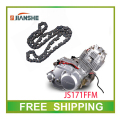 JIANSHE LONCIN 250CC atv250 engine timing chain time small chain atv quad accessories free shipping