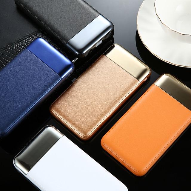 Banco de la energía 30000 mah banco de energía externa de Batería 2 USB pantalla LCD banco de potencia cargador de teléfono móvil portátil para Xiaomi mi iphone
