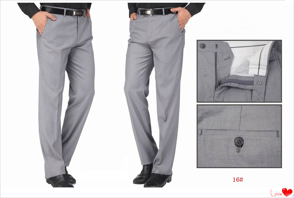 office pants for men - Pi Pants