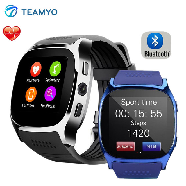 android smartwatch with hd camera