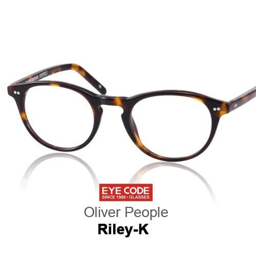 bd428a2169 Oliver Peoples Riley-K Designer Brand Round Eyeglasses Frame Men Women fit  myopia prescription reading eyewear optical glasses