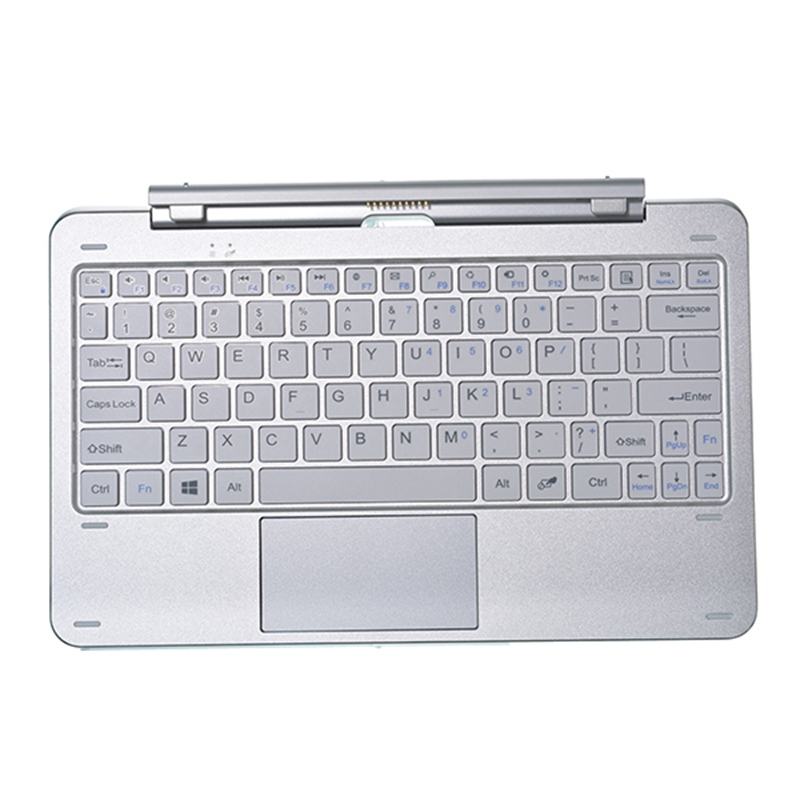 все цены на  Cube CDK09 Docking Keyboard Dual USB Rotary Shaft Magnetic Docking Touchpad 10.6inch Magnetic Keyboard for Cube Mix Plus Tablet  онлайн