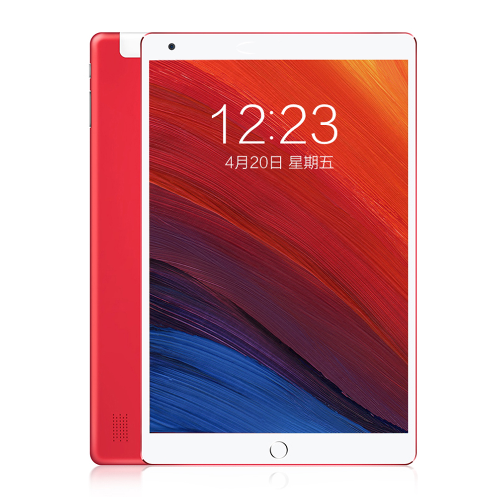 2019 New 10 Inch Octa Core 3G 4G LTE Tablet Pc 4GB RAM 128GB ROM Dual Cameras Android 8.0 Tablets 10.1 Inch Free Shipping