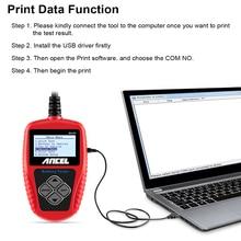 Car Battery Tester Automotive 12V Digital Analyzer 2000CCA 220AH Multi Languages