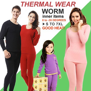 08f70caae FREE SHIPPING Winter men Thermal Inner Wear 0 to 20 degree celsius ...
