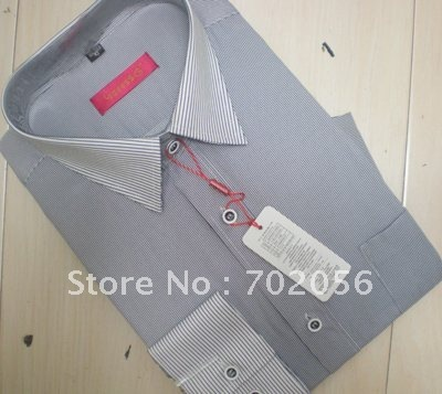 Men's Business dress Shirt,Casual shirts 5pcs/lot #2330