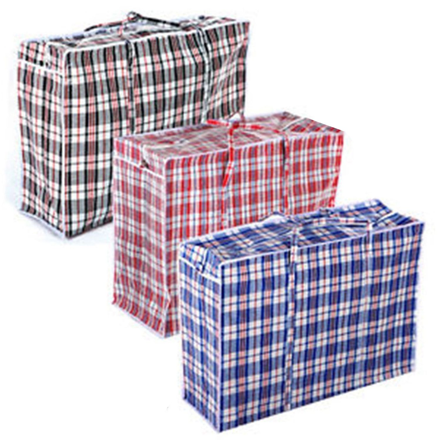 ABDB-LAUNDRY SHOPPING ZIPPED BAG REUSABLE ZIPPERED STORAGE LUGGAGE TOTE BAGS, 1*Large: 80*20*60cm