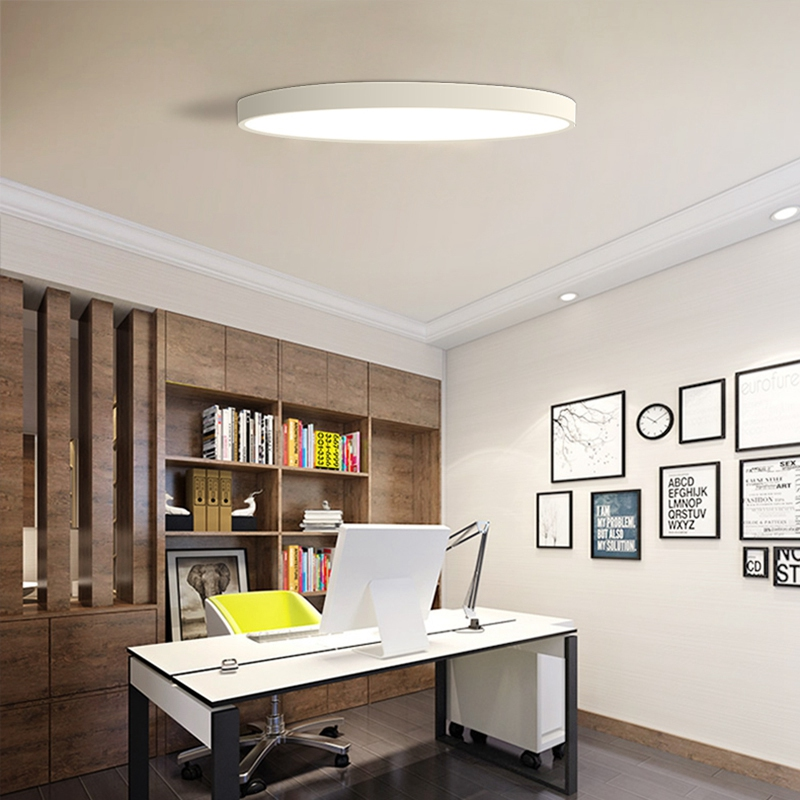 15 Ultra Modern Ceiling Designs For Your Master Bedroom: Aliexpress.com : Buy Ultra Thin LED Ceiling Lighting
