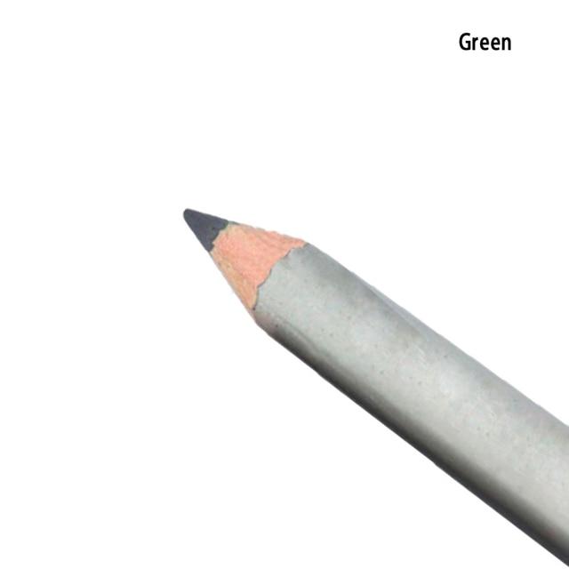 1 Pcs Leopard Women Eyebrow Pencil Waterproof Black Eye Brown Pencil With Brush Make Up Eyeliner Eye Liner Makeup Tools 4