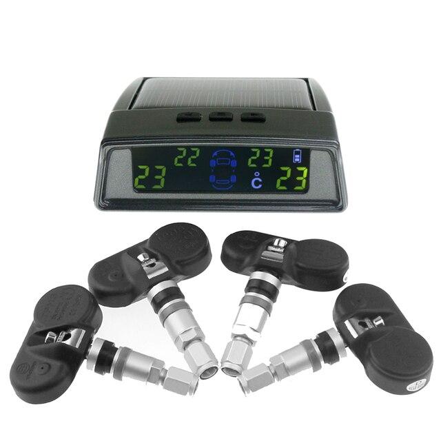 Беспроводной шины пневматические контроля давления в шинах tpms системы мониторинга 4 внутренние датчики Для renault peugeot toyota ВНЕДОРОЖНИК и всех автомобилей