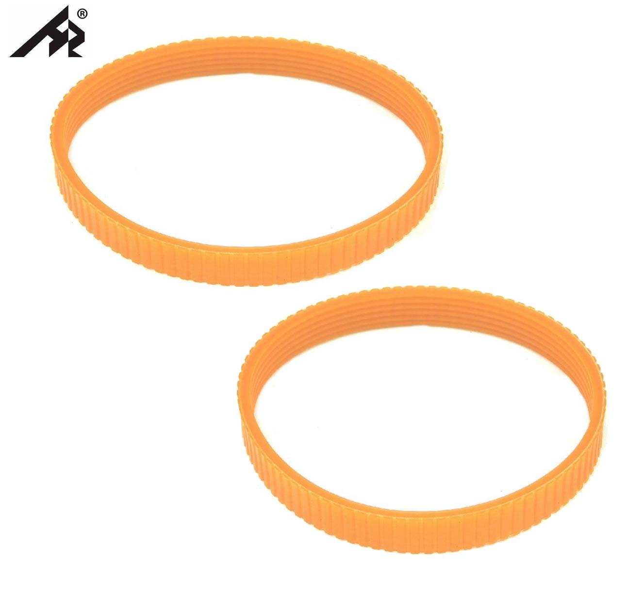 2PCS OEM Toothed Planer Drive Belt For Dewalt DW734 DW734R Replacement Belt 9 Ribs the manga guide to linear algebra toothed belt drive rail high speed belt drive