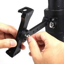 лучшая цена Expansion Adapter Phone Monitor Holder Bracket Kits for DJI Ronin-S Gimbal Stabilizer IJS998