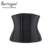 Corsets burvogue 2017 respirável látex trainer cintura cincher corset underbust espartilhos e corpetes shaper controle da barriga curto