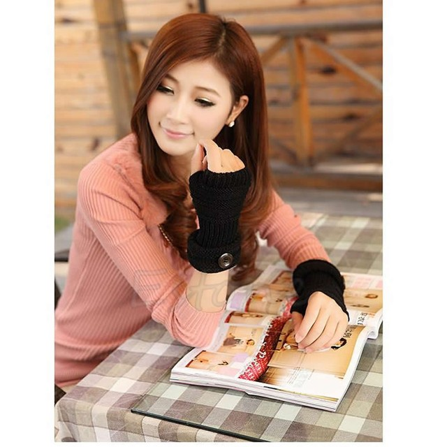 Chic Women Winter Wrist Arm...