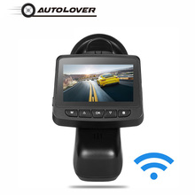 A307 Car DVR HD 1080P Wifi Auto Dash Cam With Rearview Mirror Design 150 Wide Angle