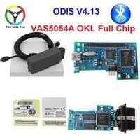ODIS V4 13 VAS5054A OKI Full Chip VAS 5054A Bluetooth USB For Audi VW VAS5054 A