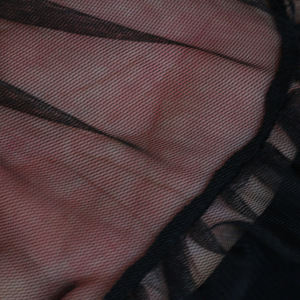 Image 5 - לוליטה תחתונית אישה קצר תחתוניות רוקבילי לפרוע טול שחור לבן אדום נפוח מלאי טוטו חצאית קוספליי קוקטייל שמלה