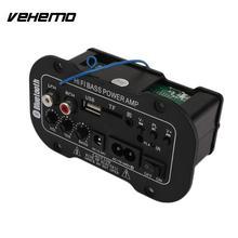 hot deal buy 220v portable car bluetooth amplifier smart power car amplifier hifi car audio music amplifiers tf card mp3