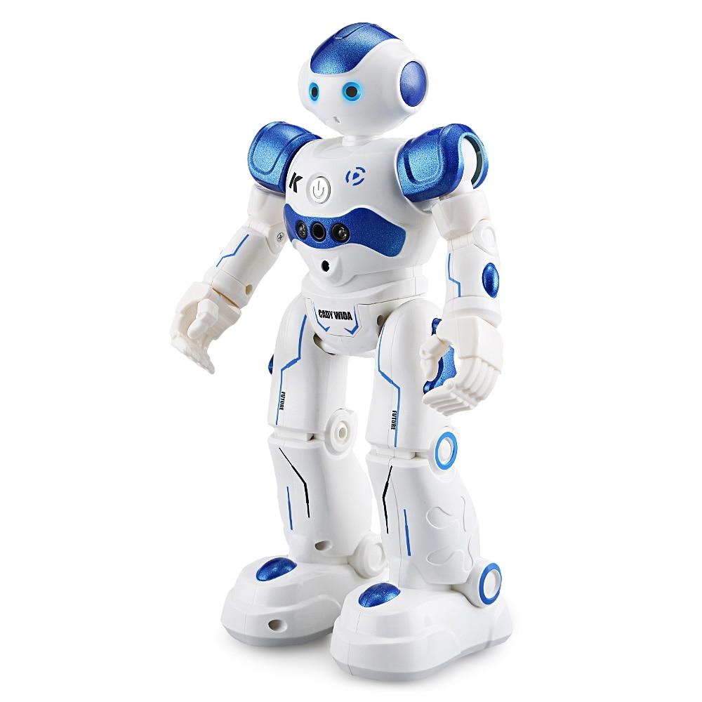 Original JJRC R2 RC Robots IR Gesture Control Robot CADY WIDA Intelligent RC Robot Toy Movement Programming Kids Toys Gifts (2)