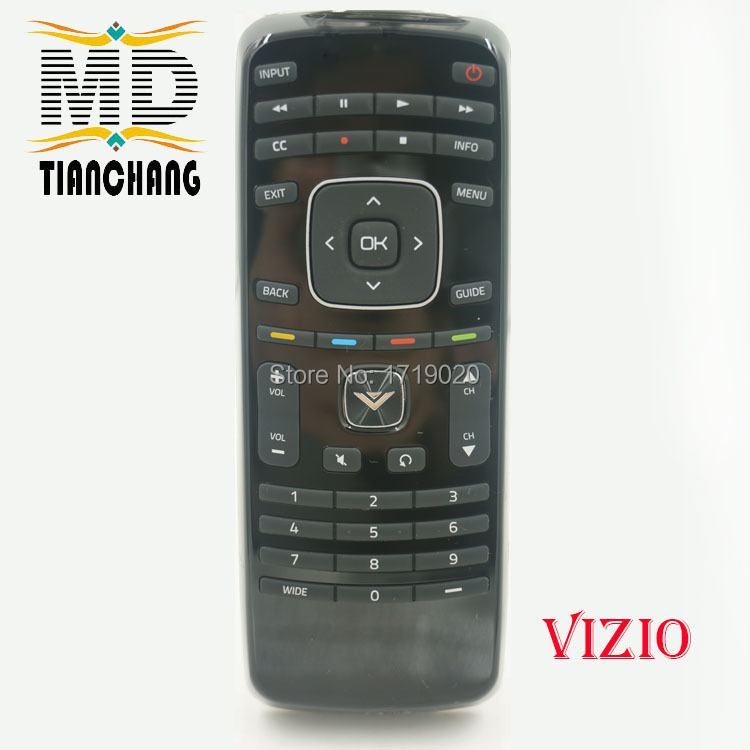 New TV Remote Controller XRT100 M320SR M3D421SR M3D550SR FOR VIZIO TV E320VT E370VT E420VT E240AR Fernbedienung