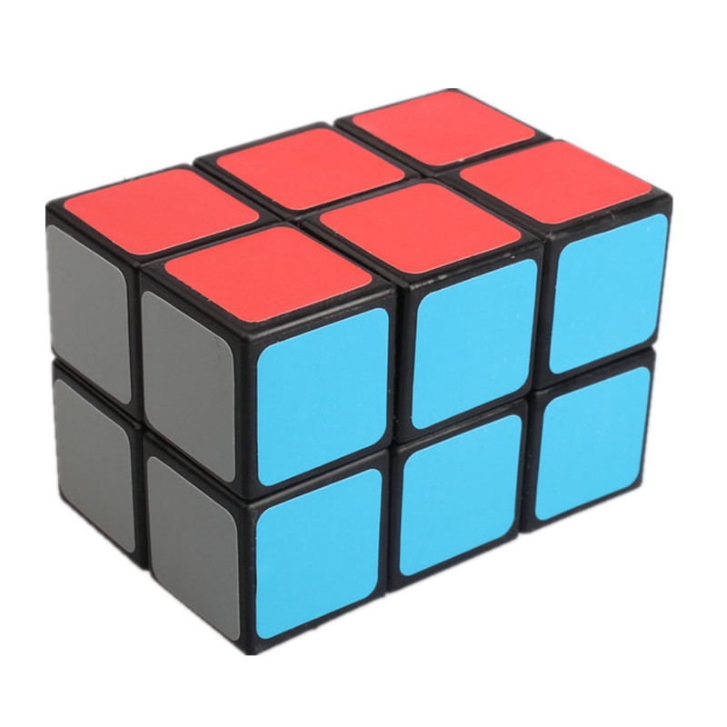 Toys & Hobbies Aggressive Xcube 223 Magic Cube Black/white Sticker Speed Easy Puzzle 322 Cubes Special Educational Toy For Kids Adults 2x2x3 Invigorating Blood Circulation And Stopping Pains
