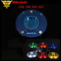 RiderJacky Motorcycle Keyless Fuel Tank Gas Cap Cover For Suzuki GSXR 1000 2003 2013 2012 2011 2010 2009 2008 2007 2006 2005