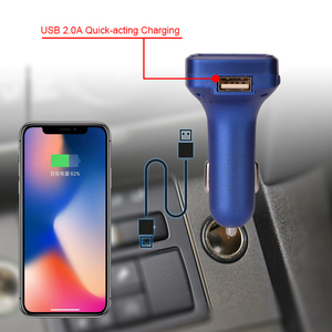 Image 4 - Car cigarette lighter TPMS LCD display Internal or external tire pressure monitoring system wireless transmission car TPMS