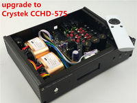 ES9038 ES9038PRO upgrade to Crystek CCHD 575 HIFI audio DAC OPTION XMOS Or Amanero USB NEW Verison