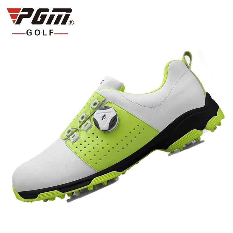 New Arrival Pgm Golf Shoes MenS Knobs Buckle Waterproof Sneakers Trainers Slip Resistant Spikes Nails Golf Shoes D0473New Arrival Pgm Golf Shoes MenS Knobs Buckle Waterproof Sneakers Trainers Slip Resistant Spikes Nails Golf Shoes D0473
