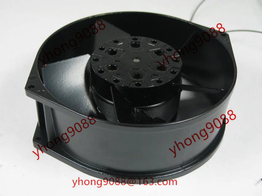 Emacro Fujitsu UF-15KMR23 BWHF AC 23V 45W 172x150x55mm Server Round fan ebmpapst a6e450 ap02 01 ac 230v 0 79a 0 96a 160w 220w 450x450mm server round fan outer rotor fan