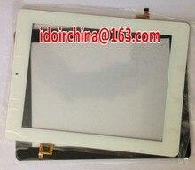 """Nueva pantalla táctil De 8 """"prestigio multipad 4 8.0 pmp7280c duo 3g tablet digitalizador del sensor de cristal de reemplazo envío gratis"""
