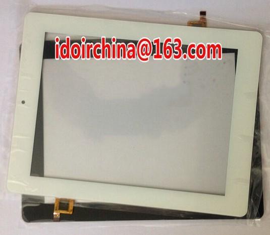 """Nueva pantalla táctil de 8 """"prestigio multipad 4 8.0 pmp7280c duo 3g tablet touch panel digitalizador del sensor de cristal de reemplazo envío gratis"""