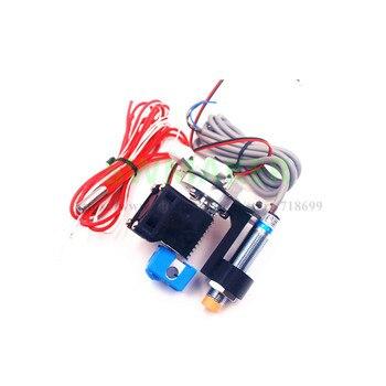 SWMAKER M4 Delta Kossel Mini 3D printer Effector extrusie hotend kit met Inductieve Sensor auto leveling 1.75/3mm