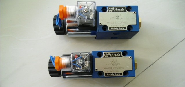 huade solenoid valve 4WE6D61B/CG24N9Z5L hydraulic valve Directional control valve